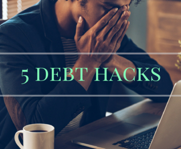 5 Ways to Get Out of Debt